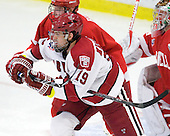 Braden Birch (Cornell - 7), Alex Killorn (Harvard - 19) - The visiting Cornell University Big Red defeated the Harvard University Crimson 2-1 on Saturday, January 29, 2011, at Bright Hockey Center in Cambridge, Massachusetts.