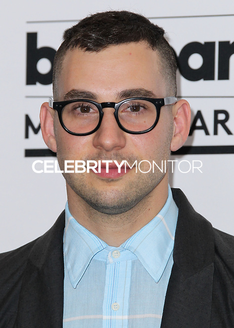 LAS VEGAS, NV, USA - MAY 18: Jack Antonoff in the press room at the Billboard Music Awards 2014 held at the MGM Grand Garden Arena on May 18, 2014 in Las Vegas, Nevada, United States. (Photo by Xavier Collin/Celebrity Monitor)