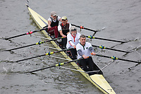 Crew: 202   Mortlake AABC/Bewl Bridge Rowing Club   Mas.4x- (H)<br /> <br /> Veterans' Head of the River Race 2018<br /> <br /> To purchase this photo, or to see pricing information for Prints and Downloads, click the blue 'Add to Cart' button at the top-right of the page.