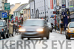 New speed limit of 30kph in Tralee town centre
