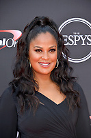 Laila Ali at the 2018 ESPY Awards at the Microsoft Theatre LA Live, Los Angeles, USA 18 July 2018<br /> Picture: Paul Smith/Featureflash/SilverHub 0208 004 5359 sales@silverhubmedia.com