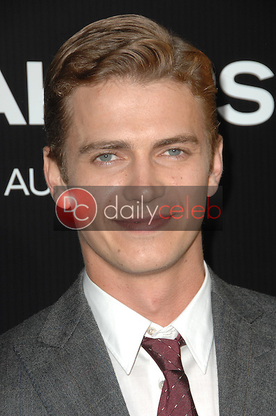 Hayden Christensen<br />