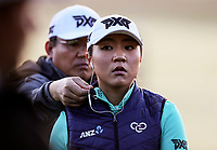 Lydia Ko. McKayson NZ Women's Golf Open, Round One, Windross Farm Golf Course, Manukau, Auckland, New Zealand,Thursday 27 September 2017.  Photo: Simon Watts/www.bwmedia.co.nz