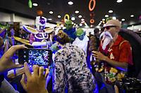 BOGOTA - COLOMBIA, 14-10-2018: Durante SOFA, Salón del Ocio y la Fantasía, que se realiza en CORFERIAS Bogotá entre el 11 y el 15 de Octubre de 2018. / During SOFA2018, Lounge of the Leisure and Fantasy, that takes place in CORFERIAS Bogota between October 11 to 15, 2018. Photo: VizzorImage / Diego Cuevas / Cont
