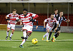 Rakish Bingham scores penalty to equalise for Hamilton late in normal time
