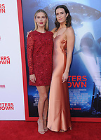 "12 June 2017 - Westwood, California - Claire Holt, Mandy Moore. ""47 Meters Down"" Los Angeles Premiere held at Regency Village Theatre in Westwood. Photo Credit: Birdie Thompson/AdMedia"