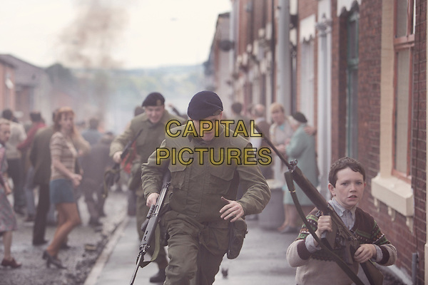 Jack O'Connell<br /> in '71 (2014) <br /> *Filmstill - Editorial Use Only*<br /> CAP/FB<br /> Image supplied by Capital Pictures