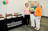 Cancer survivors and their families celebrate life at the ?Peace, Hope, Survive? event sponsored by Texas Oncology