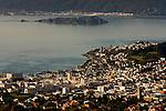 Somes Island in Wellington Harbour. Wellington scenes. Photo: Marc Weakley