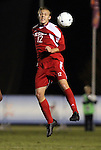 10 November 2010: NC State's Tyler Lassiter. The University of North Carolina Tar Heels the North Carolina State University Wolfpack at Koka Booth Stadium at WakeMed Soccer Park in Cary, North Carolina in an ACC Men's Soccer Tournament Quarterfinal game.