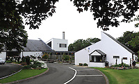 COPY BY TOM BEDFORD<br /> Pictured: Parc Gwyn Crematorium in Pembrokeshire, Wales, UK<br /> Re: A midwife had her dying wish granted when an undertaker she delivered more than 50 years ago arranged her funeral in Haverfordwest, Pembrokeshire.<br /> Joan Phillips told undertaker Robin Folland: &quot;I brought you into the world so I want you to take me out of it.&quot;<br /> The pair joked about the unusual arrangement for years when they saw each other in the street.<br /> But when Joan passed away aged 88 Robin stepped in to give her a good send off.<br /> Robin, 54, said: &quot;Joan lived nearby and when my mum went into labour she was there to deliver me.<br /> &quot;When I started working for my dad's funeral company Joan told me I had to look after her when the time came.<br /> &quot;She used to say that she brought me into the world so I had to take her out of it.