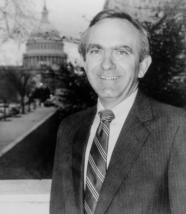 Rep. Martin Lancaster, D-N.C. in 1994. (Photo by CQ Roll Call)