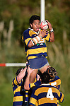 Lotu Mala. McNamara Cup final - Premier 1 Championship, Patumahoe v Ardmore Marist. Patumahoe won 13 - 6. Counties Manukau club rugby finals played at Growers Stadium, Pukekohe, 24th of June 2006.