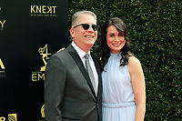 PASADENA - APR 29: Rena Sofer at the 45th Daytime Emmy Awards Gala at the Pasadena Civic Center on April 29, 2018 in Pasadena, California