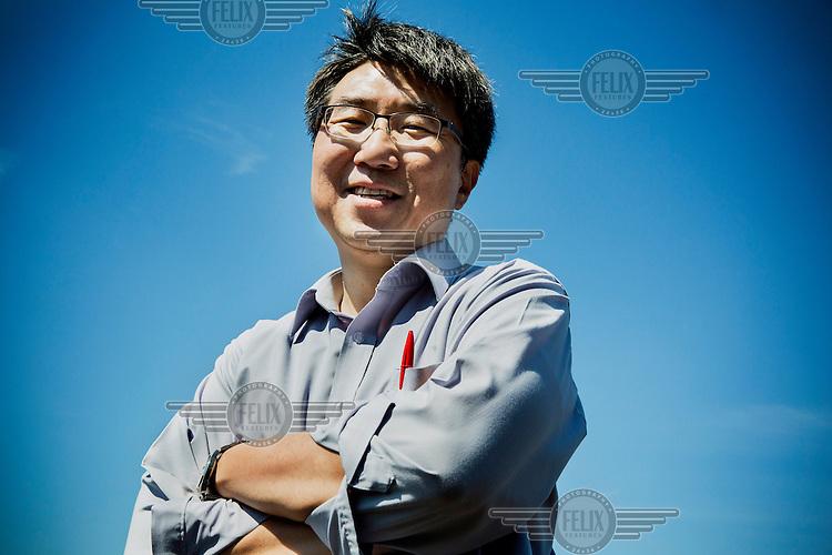 Ha Joon Chang, a South Korean heterodox economist and institutional economist specialising in development economics.