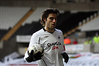 Pictured: Jordi Gomez of Swansea City<br />