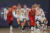 8th Grade Boys Basketball 12/13/18