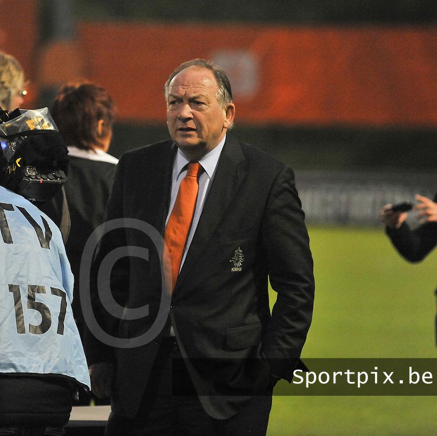 KNVB Beker Finale : ADO Den Haag - FC Twente : Johan Van Kouterik<br /> foto DAVID CATRY / Nikonpro.be