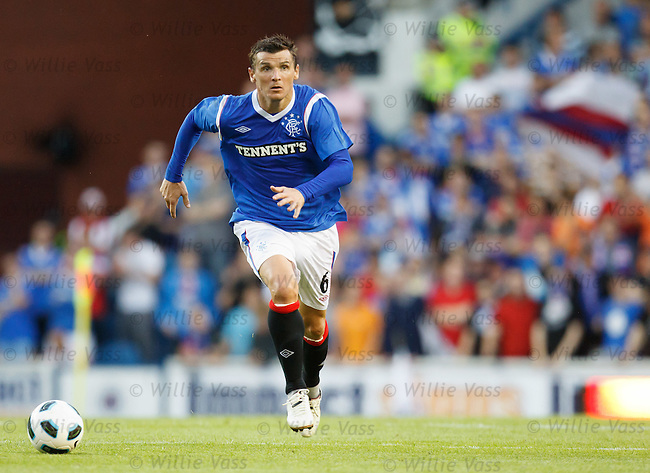 Lee McCulloch, Rangers