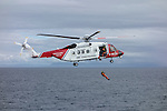 Coastguard Helicopter, Scotland