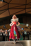 New Zealand, North Island, Wellington, fashion show for WOW World of Wearable Art. Photo copyright Lee Foster. Photo #126621