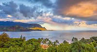 Princeville Morning