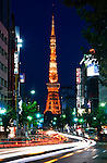 Japan, Tokyo, Roppongi, Tokyo Tower