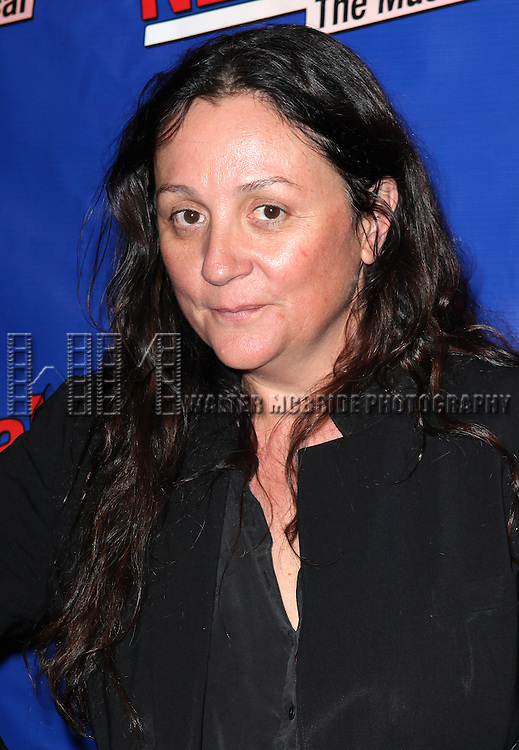 Kelly Cutrone attending the Opening Night Performance of Perez Hilton in 'NEWSical The Musical' at the Kirk Theatre  in New York City on September 17, 2012.