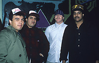 Suicidal Tendencies portraits photographed at The Metro in Chicago, Illinois.<br /> Nov.27,1985<br /> CAP/MPI/GA<br /> ©GA/MPI/Capital Pictures