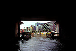 Bridge on an Amsterdam channel.