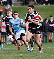 120804 Wellington Schools Rugby - St Pat's Silverstream v Scots College