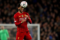 3rd March 2020; Stamford Bridge, London, England; English FA Cup Football, Chelsea versus Liverpool; Joe Gomez of Liverpool