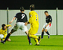 10/08/2004   Copyright Pic: James Stewart.File Name : jspa06_falkirk_v_montrose.SCOTT MCKENZIE SCORES FALKIRK'S FOURTH.....Payments to :.James Stewart Photo Agency 19 Carronlea Drive, Falkirk. FK2 8DN      Vat Reg No. 607 6932 25.Office     : +44 (0)1324 570906     .Mobile  : +44 (0)7721 416997.Fax         :  +44 (0)1324 570906.E-mail  :  jim@jspa.co.uk.If you require further information then contact Jim Stewart on any of the numbers above.........