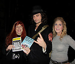 Ilene Zatkin-Butler won a walk on role on Broadway's Rock of Ages starring Bold and The Beautiful Constantine Maroulis and posed with Jane Elissa at the Helen Hayes Theatre, NYC, NY on December 17, 2014 while attending The Jane Elissa Extravaganza 2014 - 19 years - benefiting the Jane Elissa/Charlotte Meyer Endowment Fund which raises revenue that directly supports the research  of the Leukemia/Lymphoma Society. The grant goes to an individual researcher. (Photo by Sue Coflin/Max Photos)
