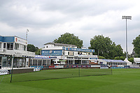 General view of the ground ahead of Essex CCC vs Somerset CCC, Specsavers County Championship Division 1 Cricket at The Cloudfm County Ground on 25th June 2019