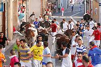2º encierro Cuellar (Segovia)