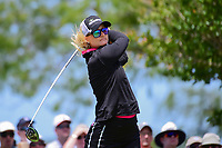 Anna Nordqvist (SWE) watches her tee shot on 10 during round 1 of  the Volunteers of America Texas Shootout Presented by JTBC, at the Las Colinas Country Club in Irving, Texas, USA. 4/27/2017.<br /> Picture: Golffile | Ken Murray<br /> <br /> <br /> All photo usage must carry mandatory copyright credit (&copy; Golffile | Ken Murray)