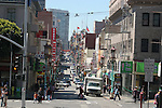 San Francisco, CA. Chinatown.