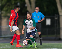 Boston City FC vs Hartford City FC, June 9, 2018