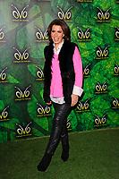 LONDON, ENGLAND - JANUARY 10: Natasha Kaplinsky attending 'Cirque du Soleil - OVO' at the Royal Albert Hall on January 10, 2018 in London, England.<br /> CAP/MAR<br /> &copy;MAR/Capital Pictures
