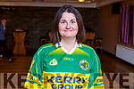 "Fiona Moriarty who will taking part in the Kerry Camogie ""Stars in their Eyes"" fundraiser."