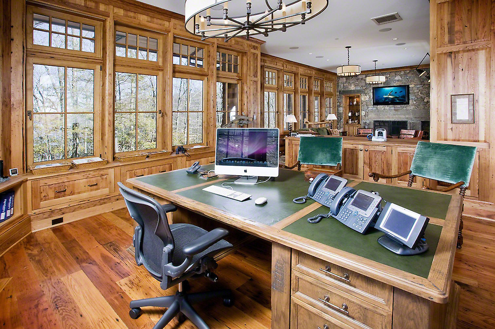 Teleconference Office Control Center