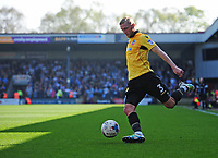 Bolton Wanderers' Dean Moxey<br /> <br /> Photographer Chris Vaughan/CameraSport<br /> <br /> The EFL Sky Bet League One - Scunthorpe United v Bolton Wanderers - Saturday 8th April 2017 - Glanford Park - Scunthorpe<br /> <br /> World Copyright &copy; 2017 CameraSport. All rights reserved. 43 Linden Ave. Countesthorpe. Leicester. England. LE8 5PG - Tel: +44 (0) 116 277 4147 - admin@camerasport.com - www.camerasport.com