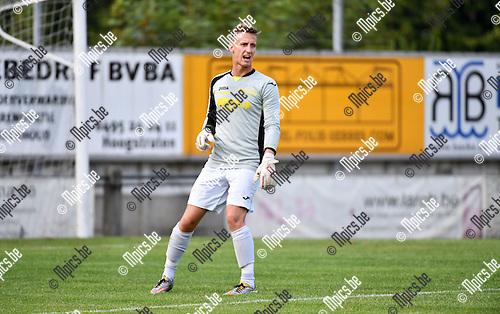 2016-07-21 / Voetbal / Seizoen 2016-2017 / KFC Sint Lenaarts / Sam Vermeylen<br /> <br /> Foto: Mpics.be