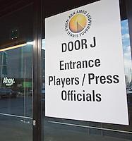 09-02-13, Tennis, Rotterdam, qualification ABNAMROWTT, Entrance