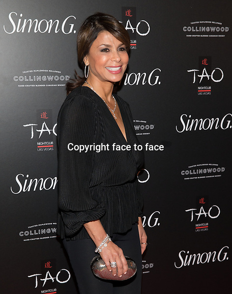 LAS VEGAS, NV - June 1: Paula Abdul pictured Annual Simon G Soiree at TAO at The Venetian Las Vegas on June 1, 2013 in Las Vegas, Nevada.<br />