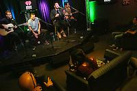 BALA CYNWYD, PA- NOVEMBER 16 :  The Heydaze visit Radio 104.5 performance studio in Bala Cynwyd, Pa on November 16, 2016  photo credit Star Shooter/MediaPunch