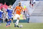 16 August 2014: Carolina's Jun Marques Davidson (JPN). The Carolina RailHawks played FC Edmonton at WakeMed Stadium in Cary, North Carolina in a 2014 North American Soccer League Fall Season match. Edmonton won the match 3-2.