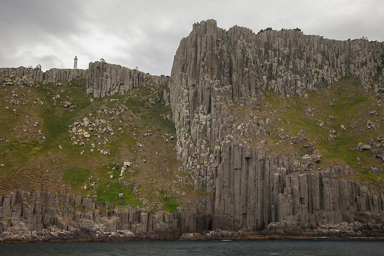 Wild and rugged coastline of Tasmania's legendary Tasman Peninsula