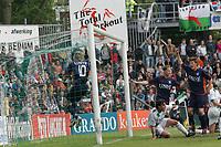 VOETBAL: GRONINGEN: 2005, FC Groningen - SC Heerenveen, © Martin de Jong